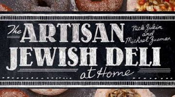 Book Review – The Artisan Jewish Deli at Home