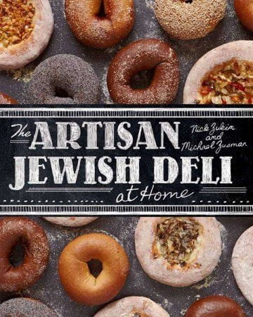 Book: The Artisan Jewish Deli at Home