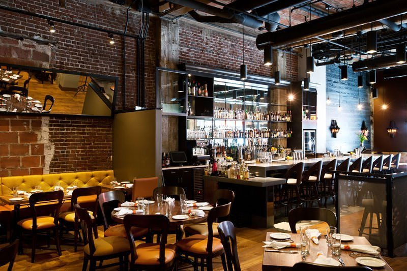 Private Dining Rooms Portland Oregon