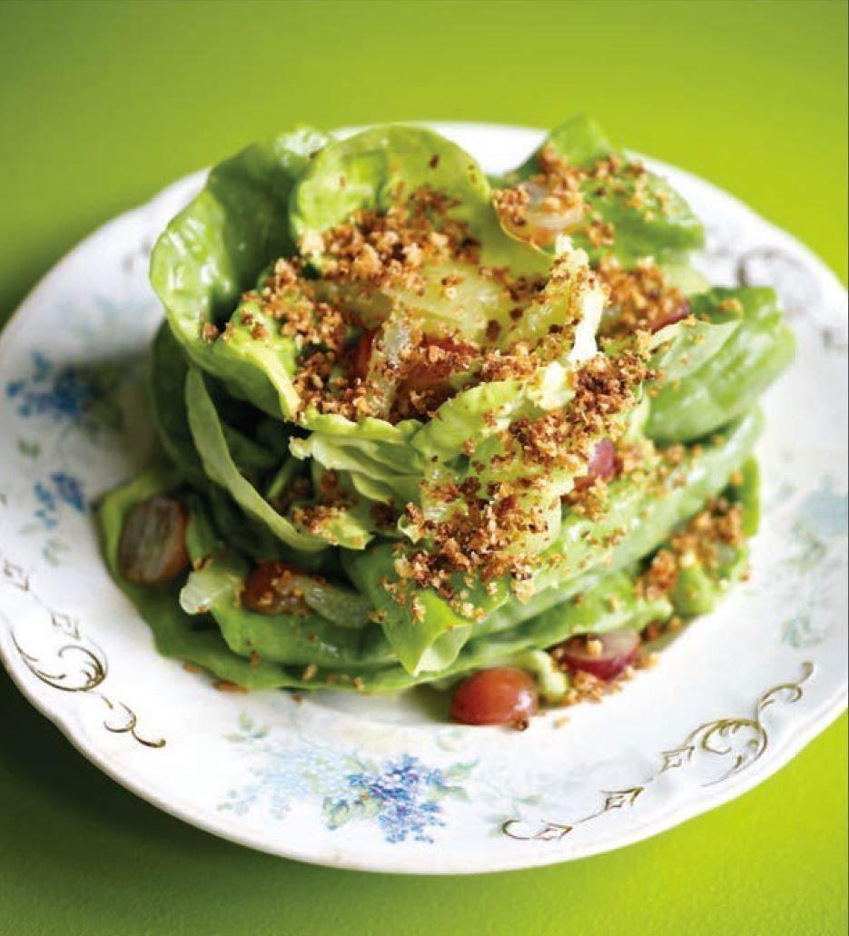 Le Pigeon salad