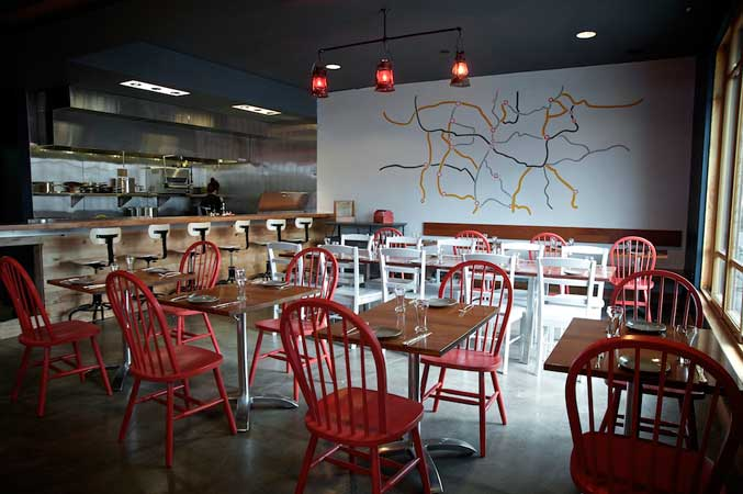 A Review Of American Local Restaurant In Portland Oregon