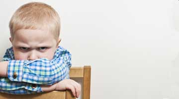 Angry Child - shutterstock.com