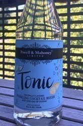 Powell & Mahoney Tonic water review