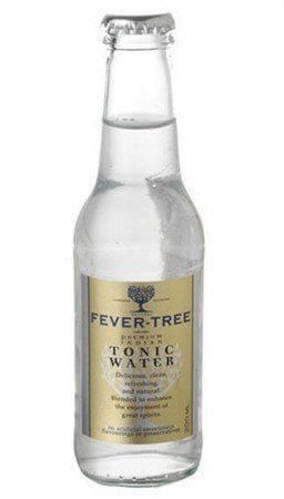 Fever Tree Tonic water - tonic water review