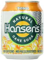 Hansen's Tonic Water - tonic water review