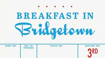 Book Review: Breakfast in Bridgetown 3rd Edition