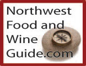 Northwest Food and Wine Guide logo