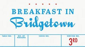 Author Paul Gerald Ending Breakfast Guide Updates
