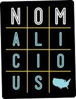 Nomalicious logo