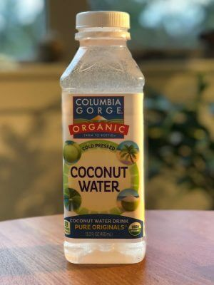Columbia Gorge Coconut Water