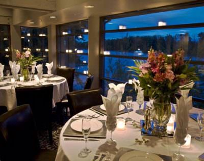 Aquariva Portland Private Dining Room
