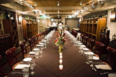 Pazzo Portland private dining