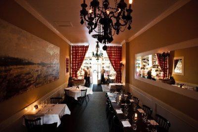 DOC Restaurant Portland interior