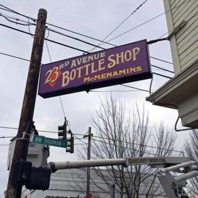 McMenamins Bottle Shop