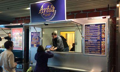 Aybla Grill Portland Airport