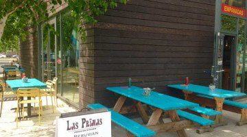 Las Primas outdoor space Portland