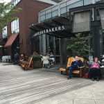 Lovejoy Bakers Portland outdoor dining