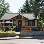 Maher's Irish Pub outdoor dining