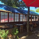 Mississippi Pizza Pub Portland patio