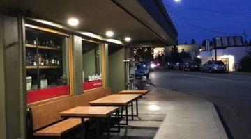 Tastebud Restaurant Portland outdoor dining