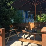 The Rambler outdoor dining