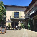 Uchu Portland outdoor dining area