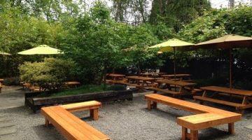 Vendetta Portland outdoor dining