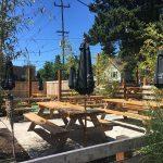 Victoria Bar Portland outdoor dining