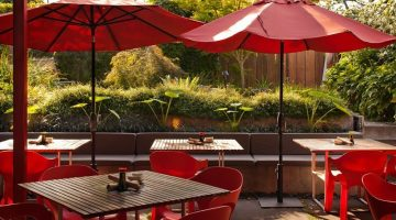 Yakuza Restaurant Portland outdoor dining