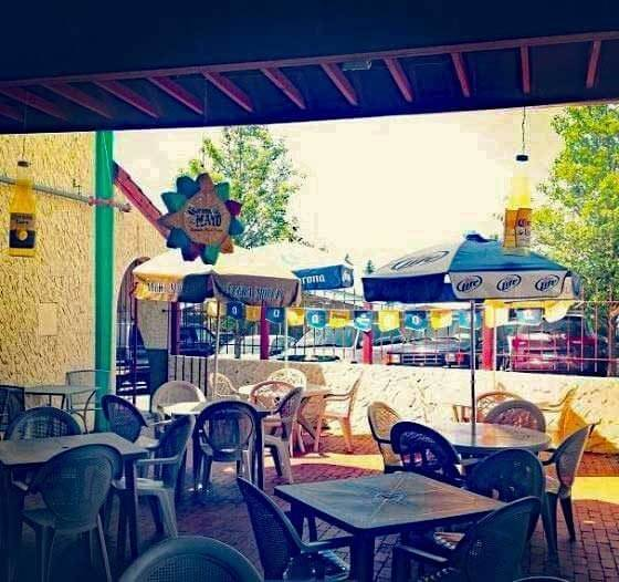 Casa Colima Mexican Hillsdale outdoor dining