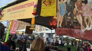 Nong's at Feast 2015