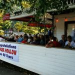 Goose Hollow In - Portland outdoor dining