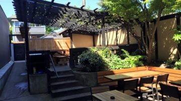Interurban Portland outdoor dining