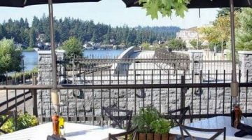 Manzana Lake Oswego patio