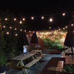 Poa Cafe Portland outdoor dining