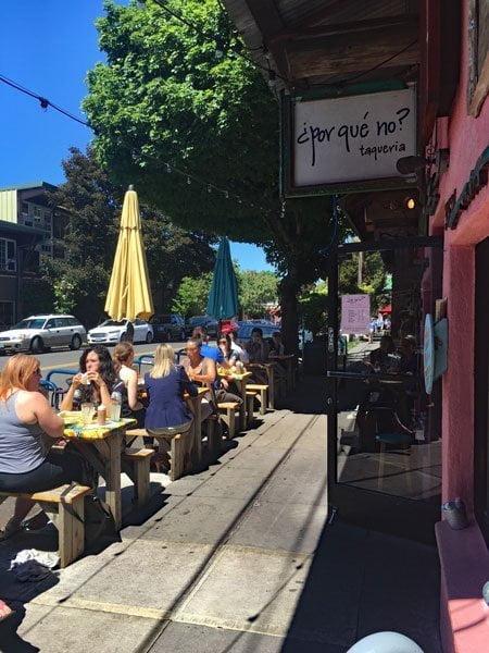 Por Que No Mississippi Portland Food And Drink