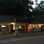 Village Hut Restaurant Portland outdoor dining