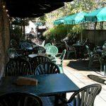 White Eagle Bar Portland outdoor dining