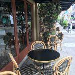 McMenamins Al's Den outdoor dining