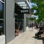 Bunk Sandwiches Portland alberta outdoor dining