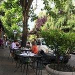 Cafe Mingo Portland outdoor dining