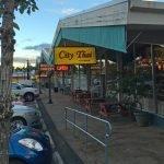 City Thai Portland outdoor dining