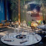 The EastBurn Portland outdoor dining