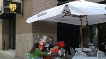 Gallo Nero Portland outdoor dining