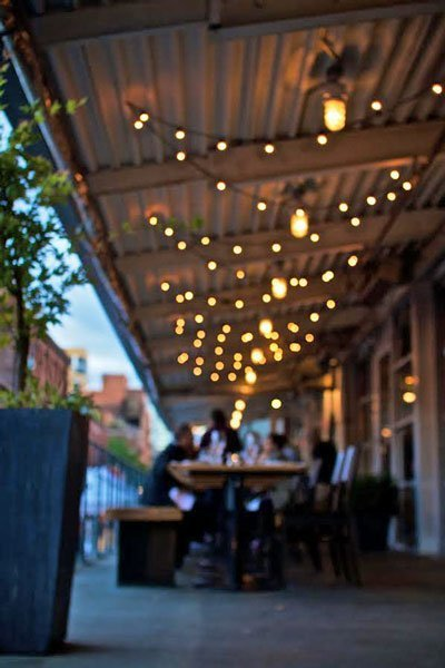 Latest Outdoor Dining Information On: Irving Street Kitchen
