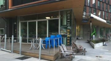 Lovejoy Bakers Portland south waterfront outdoor dining