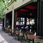 The Matador NW Portland outdoor dining