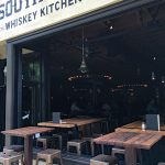 Southland Whiskey Kitchen Portland outdoor dining