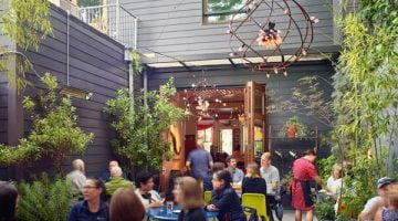 Xico outdoor dining Portland