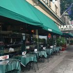 Jake's Famous Crawfish Portland outdoor dining